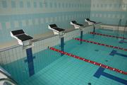 Тумба стартовая для бассейна с упором