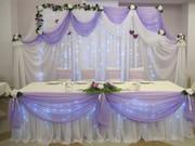Оформление свадеб и других праздников