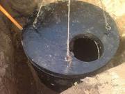 Бурение скважин под воду,  копка копка колодца,  канализации