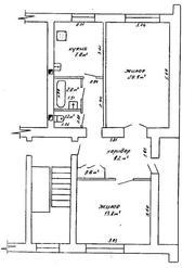 Квартира в курортной зоне,  центр Мяделя.