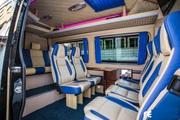 прокат микроавтобуса VIP CLASS для деловых поездок по Минску и РБ