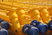 Шнековые Транспортеры 168mm и 219mm Длина 3m,  6m,  9m,  10m,  12m Новые