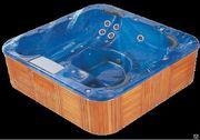 Гидромассажные ванны,  LUXUS WHIRLPOOLджакузи Island338A