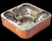 Гидромассажные ванны,  LUXUS WHIRLPOOLджакузи Kanzas338B3