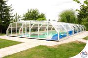 Павильоны для бассейнов ОКЕАНИК-высокий вариант
