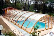 Павильоны для бассейнов ЮНИВЕРС