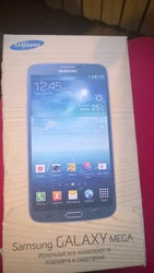 Телефон Galaxy Mega