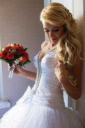 Счастливое свадебное платье для шикарной невесты Минск