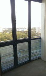Просторная двушка без отделки рядом с метро (пр-т Дзержинского,  24)
