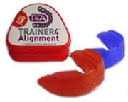 Трейнер для исправления прикуса,  и выравнивания зубов t4i t4k