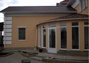 Фасадные отделочные работы,  утепление и ремонт
