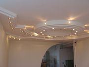 Натяжной потолок – это идеально ровная поверхность