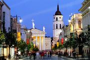 Минск – Рига – Стокгольм – Рига – Вильнюс-Минск
