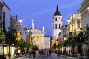 1 дневный шоп-тур выходного дня в Вильнюс(каждую субботу)