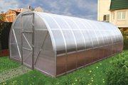 Теплица Урожай - Элит от 4 до 10 м в комплекте с поликарбонатом