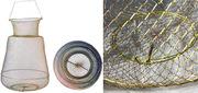Садок металический складной для рыбы