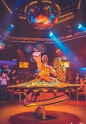 Египетское Шоу ТАНУРА.Танец с юбками на ваш праздник