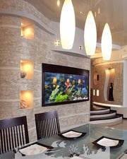 Дизайн-проект интерьера,  визуализация 3D,  ремонт квартир