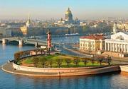 Тур выходного дня в Санкт-Петербурге