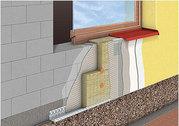 Фасадные работы. Отделка фасадов зданий. Утепление фасада