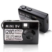 Шпионская  мини камера Mini DV