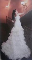 Свадебные платья  шикарные модели