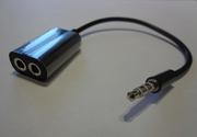 Разветвитель для наушников 3, 5 мм