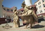 Живые Статуи на Свадьбу,  День рождения,  Выставку,  Корпоратив