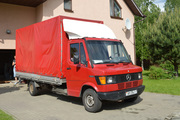 Продам грузовой автомобиль Mercedes T1 310D