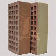 Кирпич керамический пустотелый (эффективный) рядовой и облицовочный.
