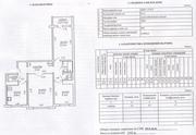 уютная и ухоженая 3х комнатная квартира пр.Рокоссовского 4 корп4
