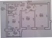 Новая большая 2-х комнатная квартира,  гп. Мачулищи,  7 км от МКАД