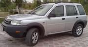СРОЧНО продам Land Rover Freelander (серебристый) 2002 г