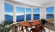 Окна,  двери,  перегородки и балконные рамы из ПВХ