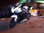 Продаю мотоцикл Yamaha