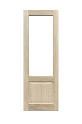 Дверь из дуба под остекление