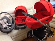 Stokke Crusi (3 в 1) Детские коляски