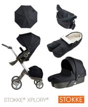 2014 V4 Stokke Xplory детская коляска