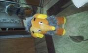 качалка мамонтенок