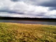 Участок 25 соток д.Ходаки Логойского района. До озера 150 метров