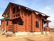Строительство деревянных домов,  бань на основе сруба!