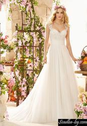 Свадебные платья из весенней коллекции