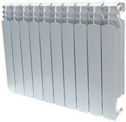 Радиаторы алюминиевые Ferroli Titano 500*10.