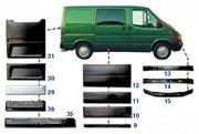 +375255194068  Купить кузовные автозапчасти к Форд Транзит 1986-2006