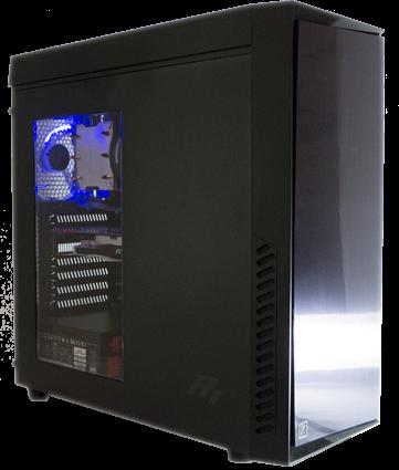 Оптимальный игровой компьютер MC Gamer Optima IV