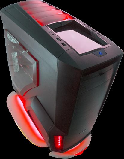 По настоящему мощный игровой компьютер - MC Cybersport Gamer I