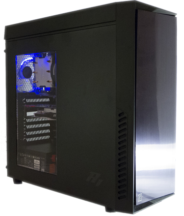 Хороший игровой компьютер MC Gamer Optima Plus VI