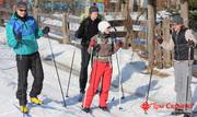 Лыжные прогулки на агроусадьбе