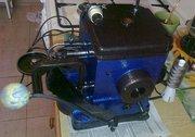 скорняжная швейная машина настольная для пошива меха, кожи