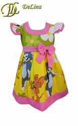 Платье Микки-маус